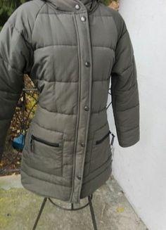 Kup mój przedmiot na #vintedpl http://www.vinted.pl/damska-odziez/kurtki/15826280-termiczna-kurtka-parka-khaki-nowa