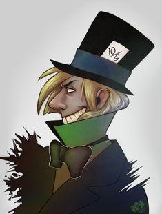 Jervis Tetch by SeaGerdy Gotham Characters, Gotham Villains, Batman Show, Batman Art, Jervis Tetch, Alice In Wonderland Hatter, Scarecrow Batman, Batman Universe, Detective Comics