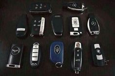 Car Keys / Maserati / Porsche / Mercedes Benz / Infiniti / BMW Chevrolet Corvette / Range Rover / Audi / Rolls Royce ...where is my key?