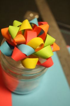 Paper Bows: Gift-Giving on a Budget | Dollars, Sense & More