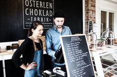 himlamycketsverige tipsar om Österlen chokladfabrik i Skåne-Tranås
