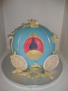cake for a princess - Cake by vicky zachou