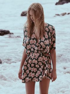 ACACIA SWIMWEAR Rome Dress | Mahalo