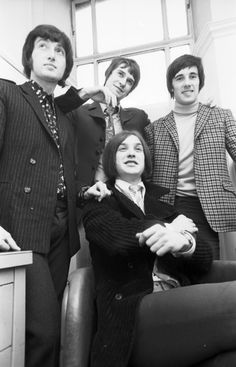 The Kinks, December, Courtesy the Mark Hayward Archive. Freddie Mercury, Blue Soul, Ray Davies, Paul Weller, The Kinks, Thing 1, British Rock, Ray Charles, Queen