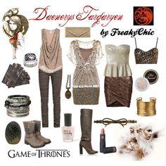 """Daenerys Targaryen"""