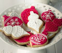 Make Christmas Cookies
