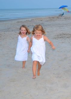 Fun evening on the beach for our 3 yr old twins, they sure do love OBX! Paula Boatright Lipka.jpg