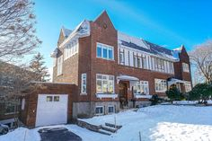FOR RENT or SALE! Family Home in the Heart of Westmount, QC. Contact me for more information or to book a private viewing! Private Viewing, In The Heart, Home And Family, Mansions, House Styles, Book, Home Decor, Mansion Houses, Homemade Home Decor