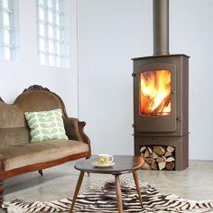 Heating House with Wood Stove | Wood-burning stoves | Heating | PHOTO GALLERY | Housetohome.co.uk
