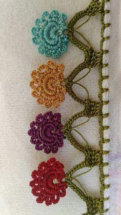 Sowohl Easy als auch Beautiful Crochet Floral Beaded Needlework Models - Strick Liebe Bead Crochet, Crochet Motif, Crochet Lace, Crochet Earrings, Crochet Patterns, Lace Flowers, Crochet Flowers, Crochet Borders, Schmuck Design