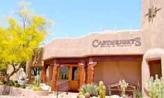 Arizona history dinner series in Cave Creek pairs tales of Arizona with award-winning food http://phxhub.com/arizona-history-dinner-in-cave-creek/ (Cartwright's | Sonoran Ranch House)