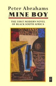 """Mine Boy by Peter Abrahams We consider this title especially """"researchable!"""""""