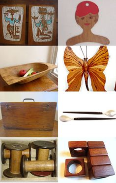 Wooden Wonders by Cheryl on Etsy--Pinned with TreasuryPin.com