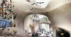 American Museum of Natural History New Expansion by Studio Gang Set for Construction Soon - Arch2O.com