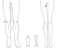 Resultado de imagen para fashion sketches body