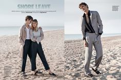 In the latest issue of Financial Times' How to Spend It,  readers choose among the most desirable neutrals of the season in this  editorial shoot photographed by Fast Management photographer Diego Merino and styled by Mitchell Belk.