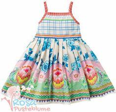 Oilily YS14GDR029 DOESKA dress luxuriöses Kleid in Weiß