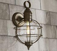 Outdoor Lighting, Outdoor Lights & Patio Lights | Pottery Barn