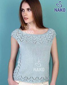 Кофта Saten / / Для женщин / МОДЕЛИ / Nako