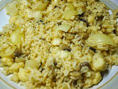 Compassionate Cooking: Vegetable Fried Rice
