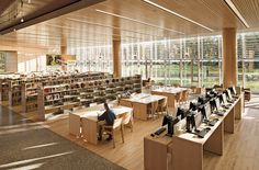 Cambridge Public Library | William Rawn Associates