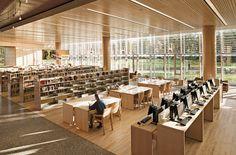 Cambridge Public Library | William Rawn Associates