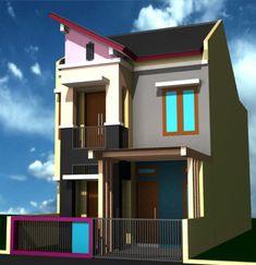 19 Best Top Trending15 Rumah Minimalis Type 36 2 Lantai Images