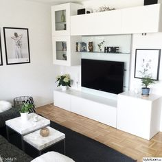 Ikea Besta Regal Gemütlich Album 4 Banc Tv Besta Ikea Réalisations Clients Série 1 – f-c-c-i Living Room Tv, Apartment Living, Home And Living, Ikea Living Room Storage, Cozy Apartment, Cozy Living, Small Living, Muebles Living, Room Setup