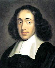 pensieroerealtà: Spinoza: un percorso per mappe concettuali