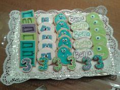 Monster inc Cookies