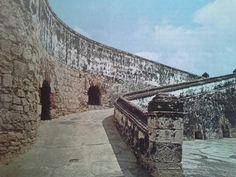 Rampa del castillo de San felipe
