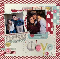Collage Scrapbook