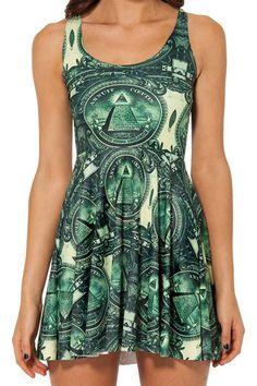 dollar dress