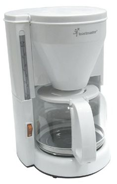 Toastmaster TCM10PW 10-Cup Automatic Coffee Maker -- Wow! I love this. Check it out now! : Coffee Maker