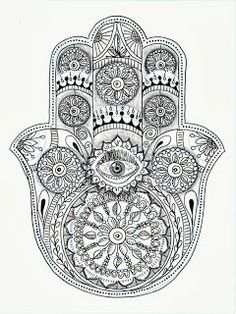 Efie goes Zentangle