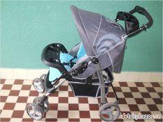Kombinovaný kočárek Coto Baby Blues z bazaru