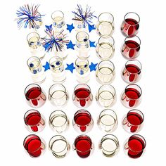 """From star-shaped bread to potatoes """"stripes,"""" here are a few ways to make your Fourth of July party a day to remember."""