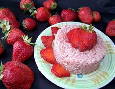 risotto alle fragole - Cerca con Google