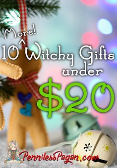 Worshipping nature shouldn't cost you a dime. Pagan and Wiccan Rituals. Living in simplicity. Pagan Christmas, All Things Christmas, Christmas Gifts, Christmas Ideas, Pagan Yule, Wiccan Witch, Yule Goat, Yule Celebration, Yule Decorations
