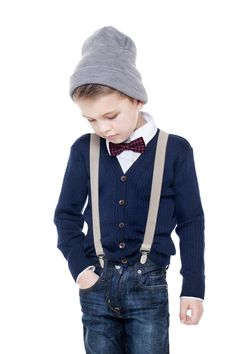 Cool cardigan with cables by Mole Little Norway AW14 collections ♥ www.mole.no
