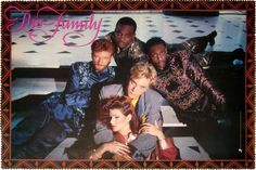 PRN's ex-main squeeze Susannah Melvoin-along with Jellybean Johnson (drums), Eric Leeds (sax) and Jerome Benton (original hype-man), The Family was another of Prince's creations & released one self-titled album that showcased 8 tracks of funk and jazz fusion in 1985.