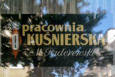 Pracownia Kuśnierska – M. Paderewski