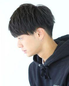 Two Block Haircut, Stylish Kids, Haircuts For Men, Korean Fashion, Cool Hairstyles, Hair Cuts, Hair Beauty, Kpop Hairstyle, Man Hair