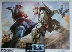 #Gundam  Sabaku no Sento 1000 Pieces Puzzle ( Beverly ) http://www.japanstuff.biz/