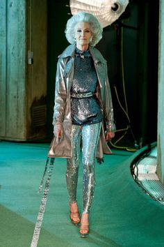 Jean Paul Gaultier Fall 2014 #PFW