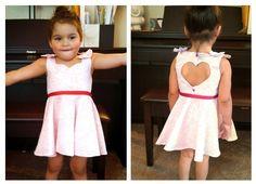 eelassirak: Sweetheart Dress Tutorial