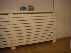 radiator ombouw slaapkamer zoontje