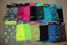 """Nike Pro Core Essential Compression Shorts 2.5"""" (1-Pair) Spandex Yoga Tights on Wanelo"""