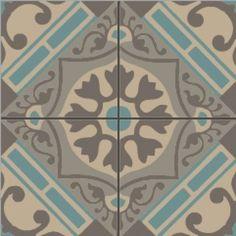 Piece A Vivre, Mosaic Tiles, Cement Tiles, Mosaics, Stone Flooring, Decoration, Ideal Home, Tile Floor, House Design