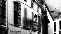 Calle Santa Ana de Estepa. Detalle